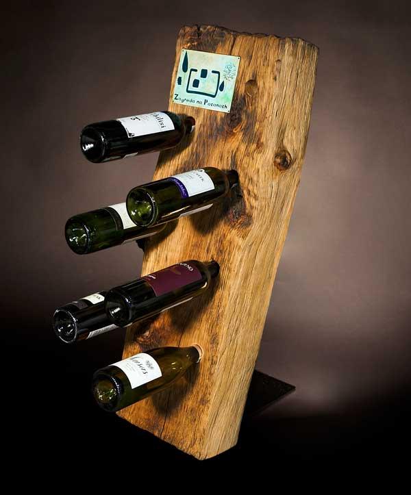 Stojak na wina